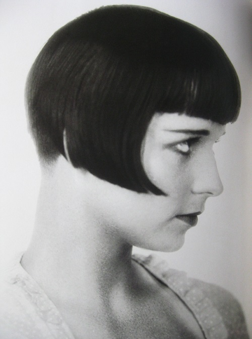 1920s flapper Louise Brooks