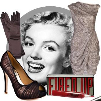 Vintage Lookbook: Dressing Marilyn