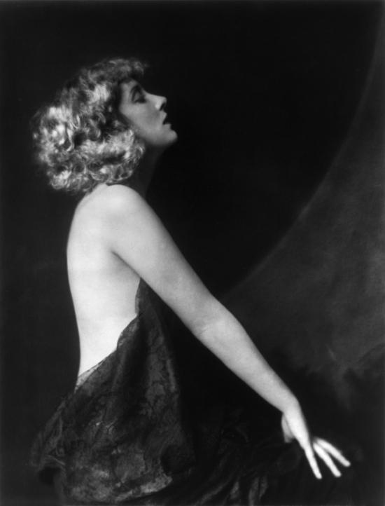 Pin up photo of Ziegfeld Follies girl, 1920