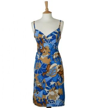 Vintage Charlotte Russe Wrap Style Dress