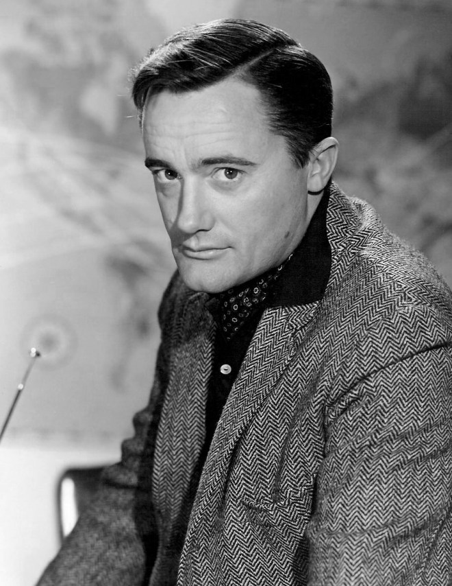 Robert Vaughn as Napoleon Solo