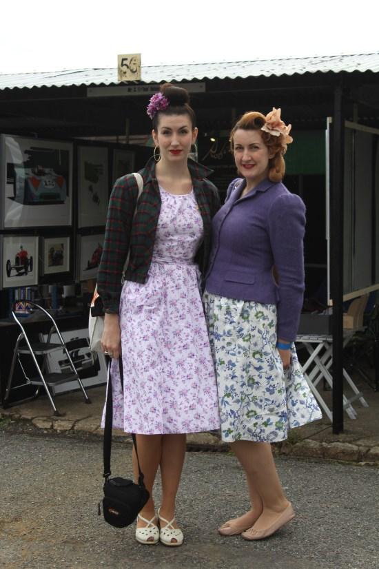 Gorgeous vintage girls