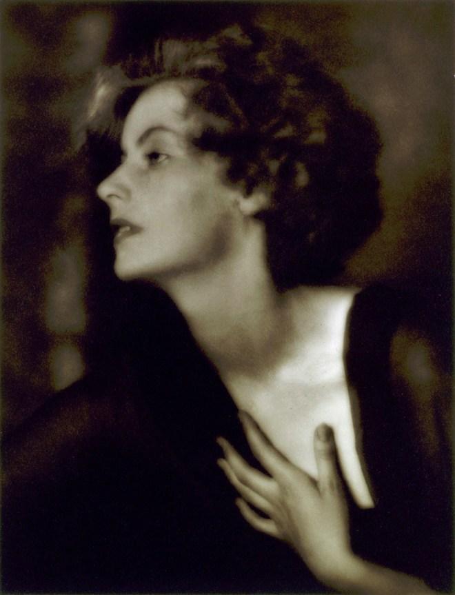 The pre-Hollywood Greta Garbo