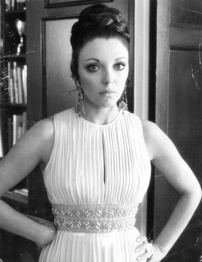 Joan Collins in the 1970s