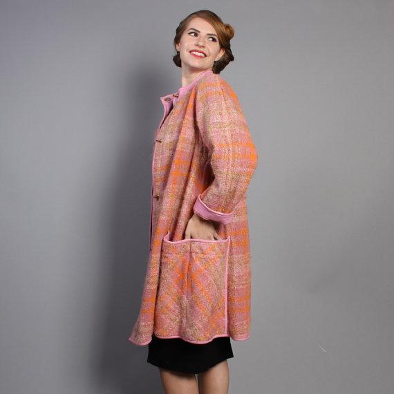 60s Bonnie Cashin COAT