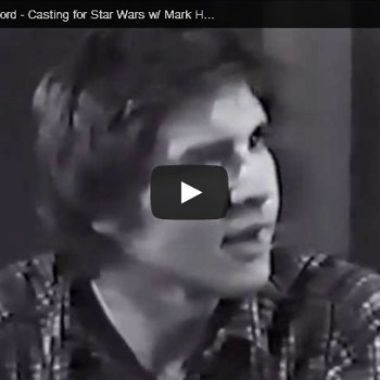 Star Wars casting tapes (the original 1970s ones)