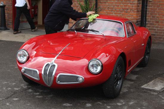 My classic Alfa Romeo
