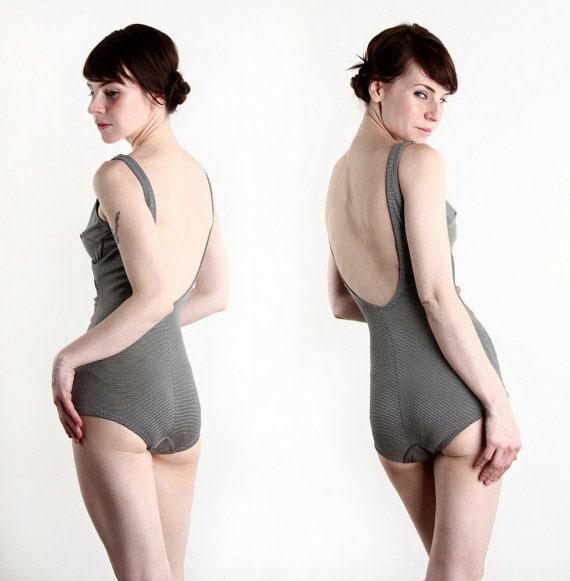 60s Swim Suit