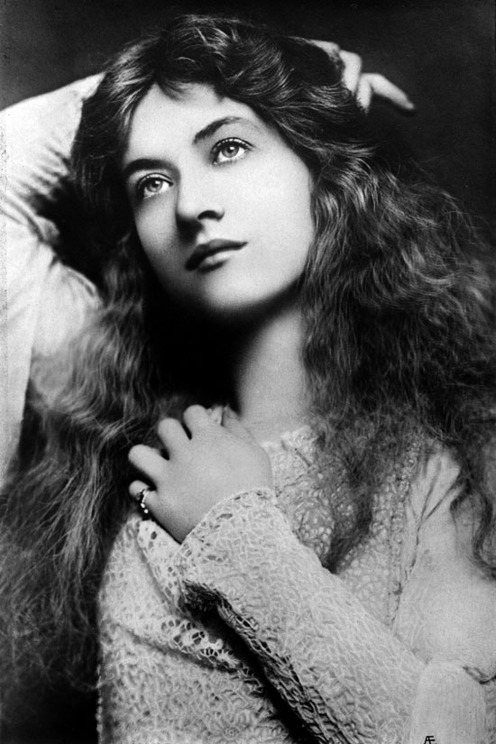 Silent Movie actress Maude Fealy