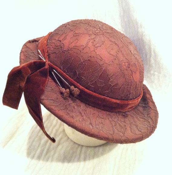 1950's Irene's of New York Hat for Bonwit Teller