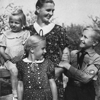 How Hitler Influenced 1940s Fashion
