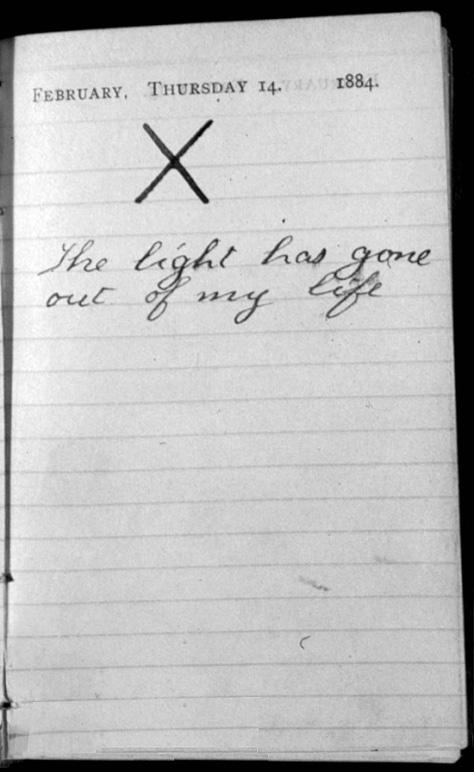 Theodore Roosevelt's Diary
