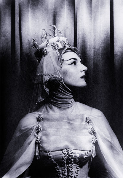 Historical stage costume