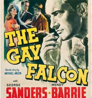 Movie Friday: The Gay Falcon (1941)