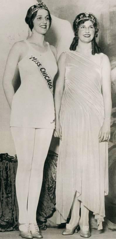 Beauty Queens of the 1920s