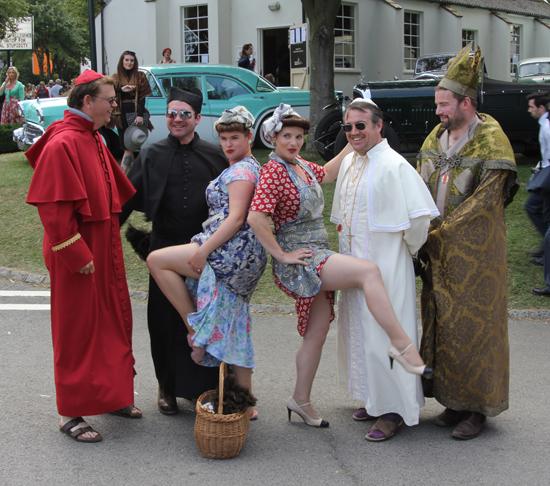 Goodwood Revival 2014 Photos