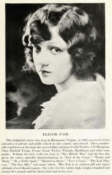 Elinor Fair