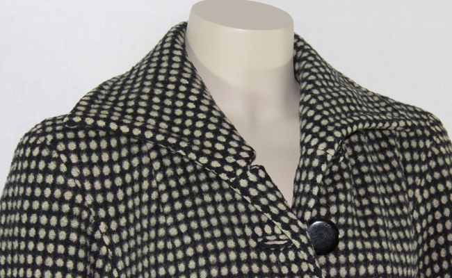 1940's Vintage Womens Coat