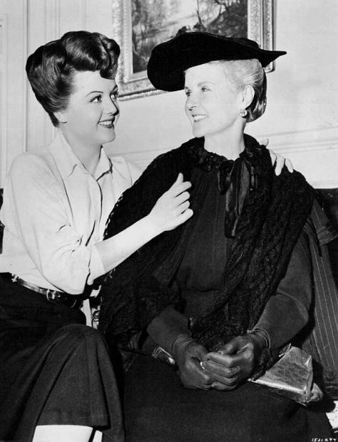 Angela Lansbury 1950s