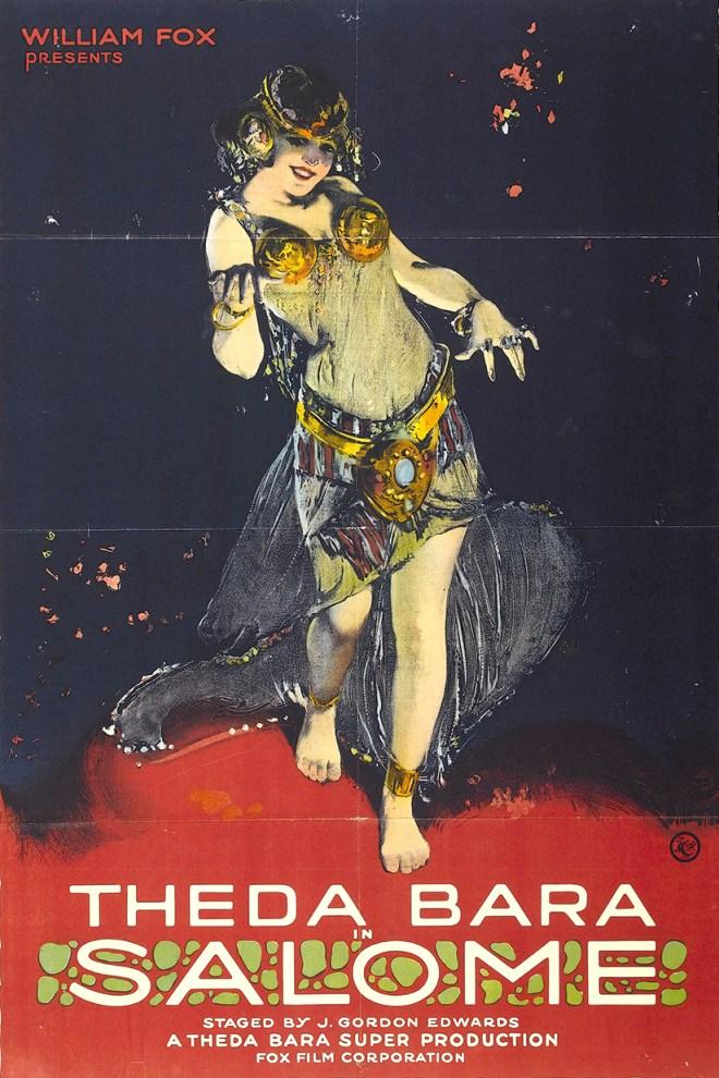 Salome 1918 Film Theda Bara