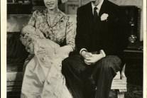 Queen Elizabeth II in the 1930s, 40s and 50s
