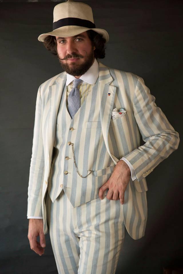 Best Dressed Men Goodwood Revival 2015