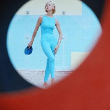 1950s Swimwear Shoot: the Elegant and the Experimental…