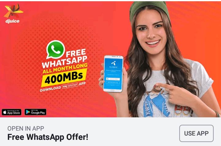 Free Internet by Telenor ! | We Help