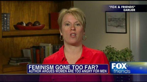 Suzanne Venker: White Men's Rights Activist