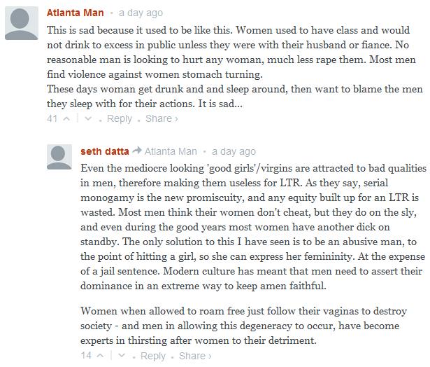 Pickup guru Roosh V: End rape by making it legal