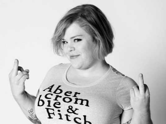 The Militant Baker, oppressing men. Click on the pic for her blog.