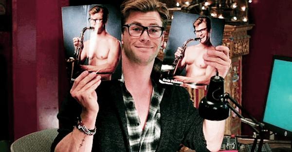 Chris Hemsworth: Misanderistic gender traitor?