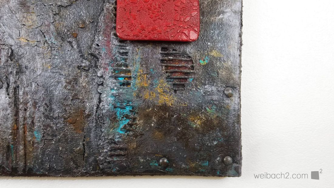 Defiance - Abstract wall art by Weibach2