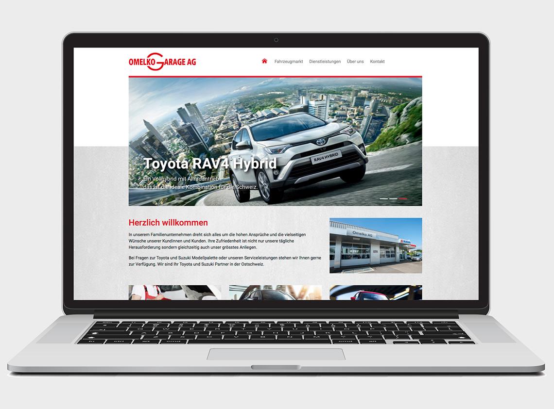 Schaufenster – Weibel Druck & Design AG