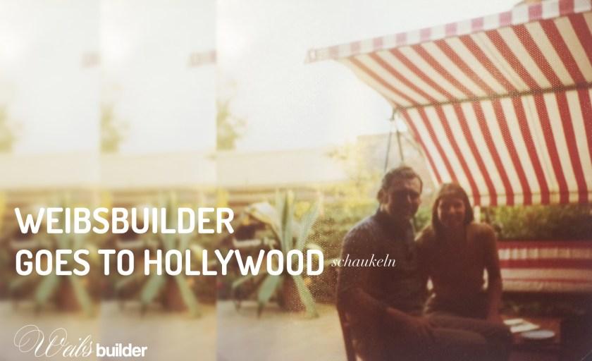 we love Hollywoodschaukel