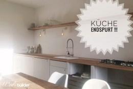 Küche Endspurt!