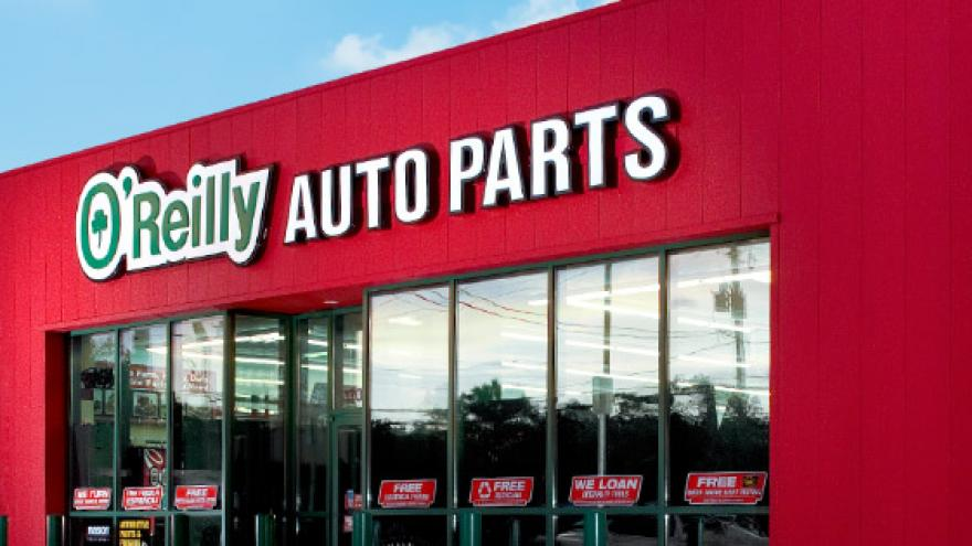 o reilly auto parts