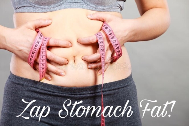 Zap Stomach Fat