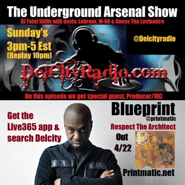 DelCity Radio Blueprint 2
