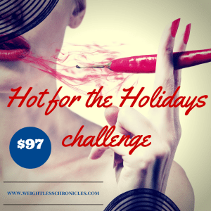 Hot for the Holidays weight loss challenge