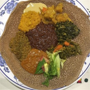 vegan restaurant fasika ethiopian
