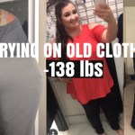 maxresdefault 34 - Trying On My Old Clothes -138 lb Weight Loss!