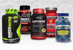 product bottles - Best Weight Loss Pills for Men
