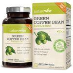51ZazjCzlqL - NatureWise Green Coffee Bean Extract 800 with GCA Natural Weight Loss Supplement, 60 Caps