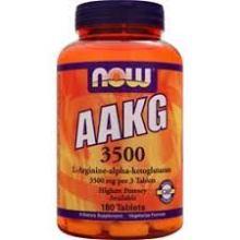 Arginine Alpha-Ketoglutarate (AAKG)