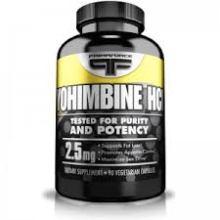 Yohimbe dosage