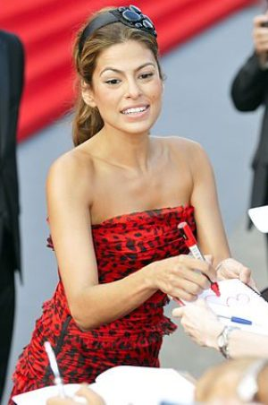 Eva Mendes at the 2009 Venice Film Festival