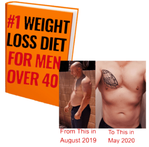 Weight Loss For Men Over 40 Book