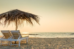 How to lose weight while vacationing