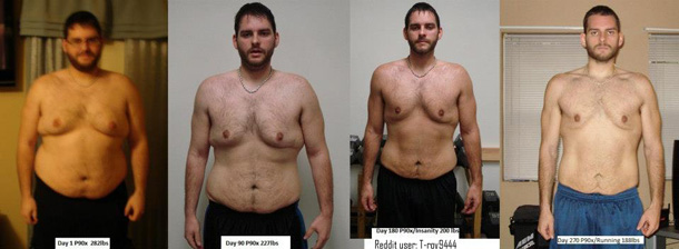 Best P90x Results Ripped P90x Transformation Amp 1000 Winner
